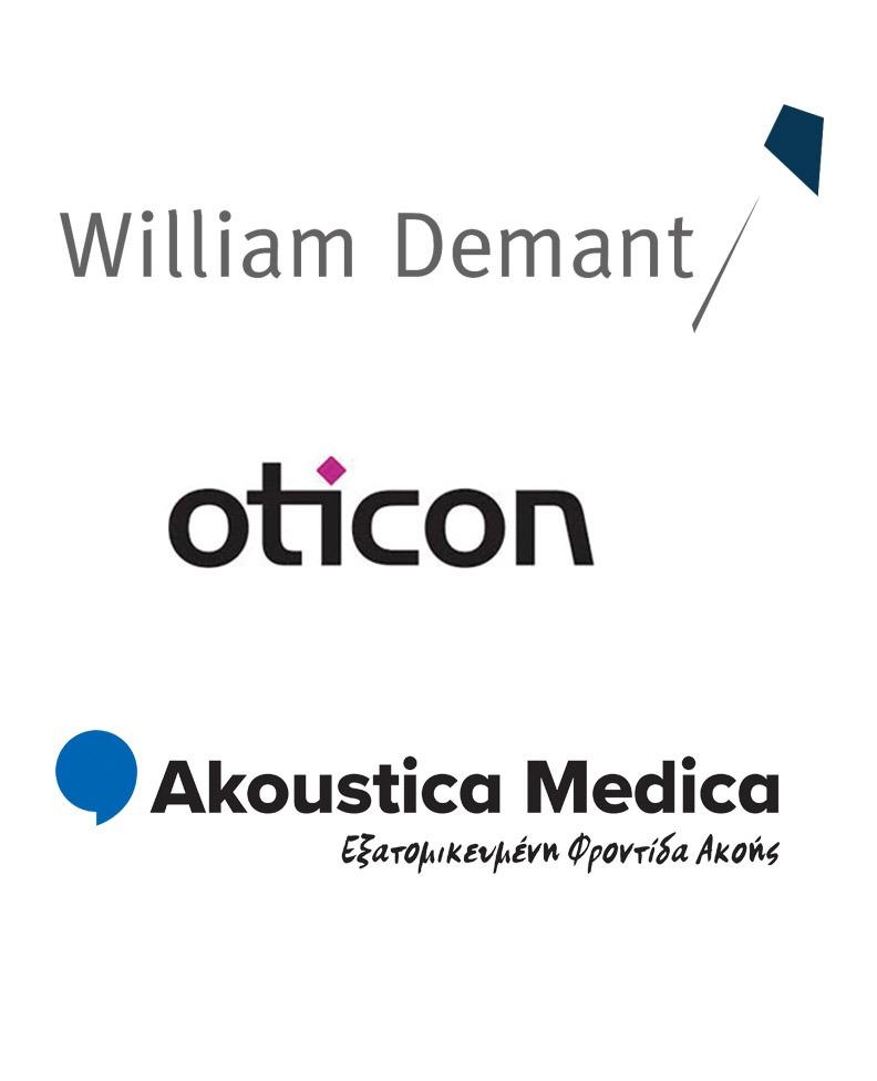 William Demant Holding, Oticon, Akoustica Medica