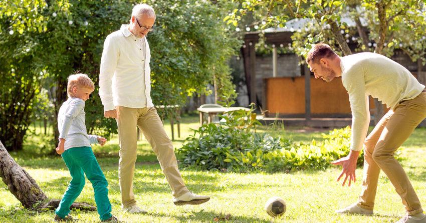 Δραστηριότητες για παπούδες και γιαγιάδες με καλή ακοή