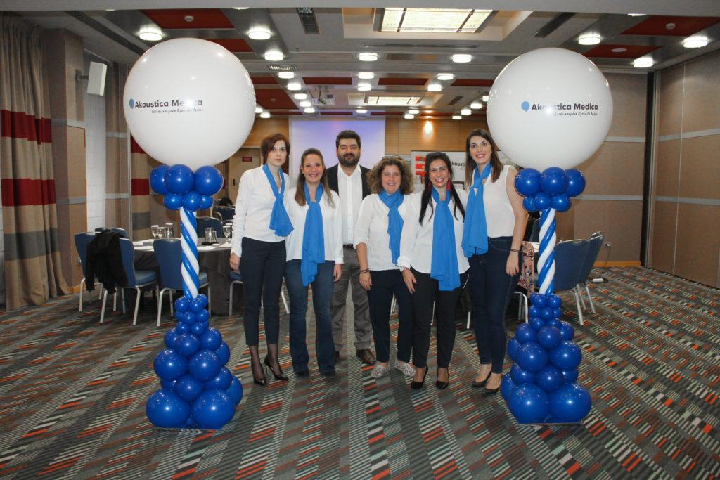 Νέα εποχή για την Akoustica Medica