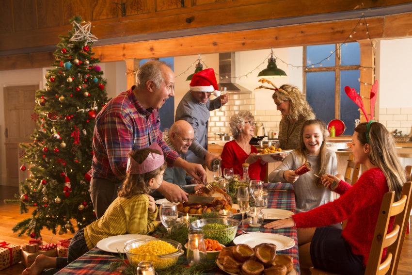 Χριστουγεννιάτικο Τραπέζι 2018