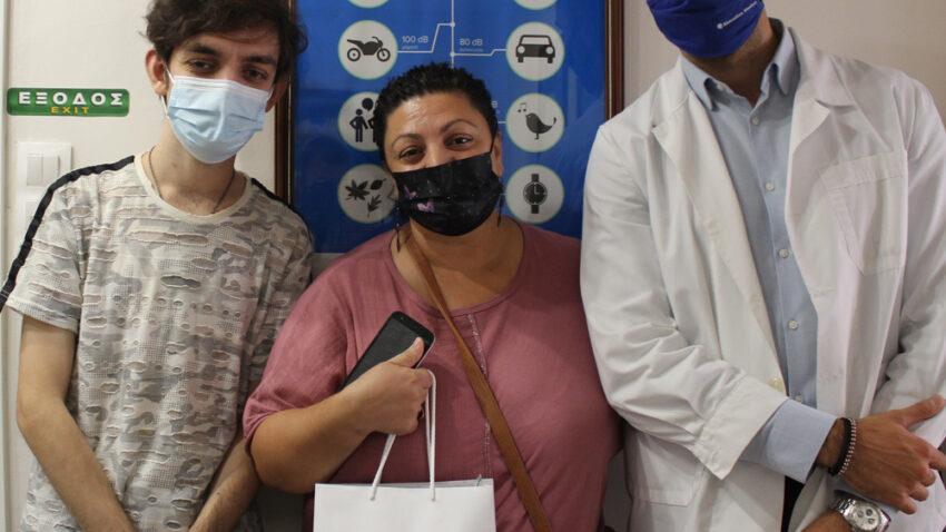 Δώρο Ακοής από την Akoustica Medica!